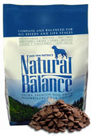 Natural Balance Ultra Premium Dog Food