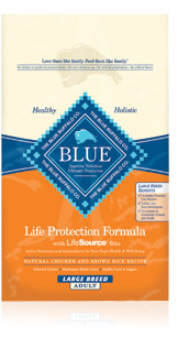 Blue Buffalo K9 Large Breed Chicken/Brown Rice