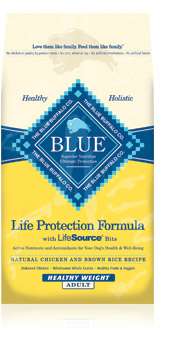 Blue Buffalo K9 Healthy Weight Chicken and Brown Rice
