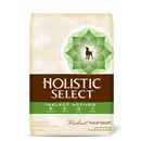 Holistic Select Dog Food _ Lamb Formula
