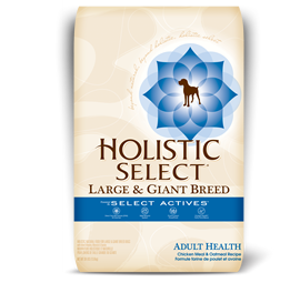 Holistic Select Large and Giant Breed Adult Dog Food