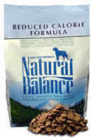 Natural Balance Reduced Calorie Dog Food
