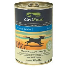 Ziwi Peak Lamb Dog Food Cans