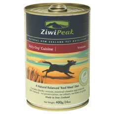 Ziwi Peak Venison Dog Food Cans