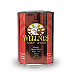 Wellness Senior Dog Food Cans