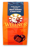 Wellness Ocean Whitefish and Sweet Potato Wellbars Dog Treats