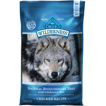 Blue Buffalo K9 Wilderness Adult Grain Free Chicken