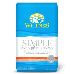 Wellness Simple Solutions Salmon Dog Food