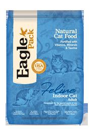 Eagle Pack Indoor Cat Food