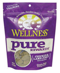 Wellness Pure Rewards Chicken and Lamb Dog Treats