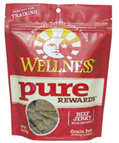 Wellness Pure Rewards Beef Dog Treats