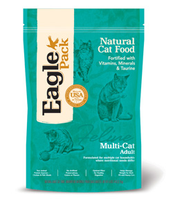 Eagle Pack Multi Cat Food