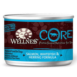 Wellness Core Fish Dog Food Cans