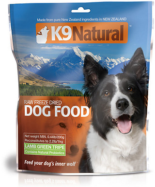 K9 Natural Raw Frozen Beef Feast