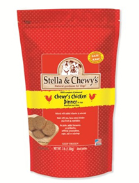 Stella & Chewy's Frozen Chicken Dinner Raw Pet Food