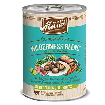 Merrick Wilderness Blend Can
